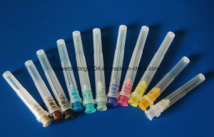 (for Single Use 16g~30g for Europe) Sterile Hypodermic Needle pictures & photos