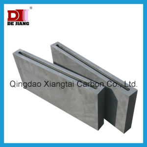 Horizontal Continuous Graphite Flat Casting Mold