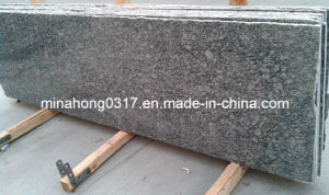 Sea Wave White Granite Slab for Countertop, Wall Cladding, Flooring pictures & photos