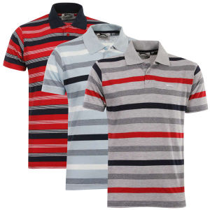 Top Sale Fashion Wholesale OEM Cotton Stripe Polo Shirt pictures & photos