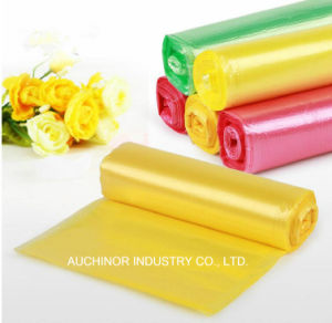 Hot Sale High Strength Big Cheap Waste Bag Plastic Garbage Bags on Roll pictures & photos