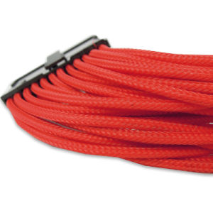 Braided 24-Pin ATX Power Extensions Cable