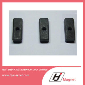 Super Strong Customized Need N35-N52 Permanent NdFeB Ferrite Motor Magnet
