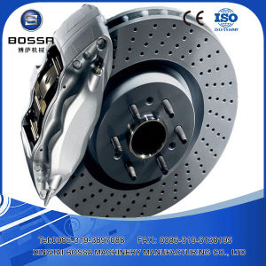 China Auto Parts High Quality Brake Disc for Benz W220 pictures & photos
