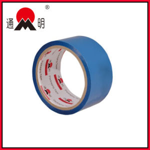 Blue Customized Logo and Color BOPP Packing Tape