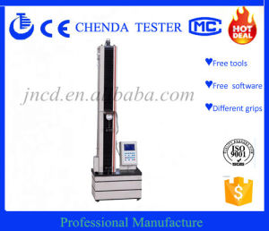Wds-5 Electronic Universal Leather Tensile+ Strength Test Machine+Tensile Testing Machine pictures & photos