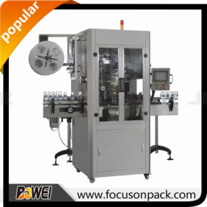 Automatic Linear Sleeve Labeling Machine pictures & photos