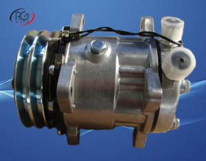 Car 12V Air Conditioner 5h14 Sanden Compressor pictures & photos