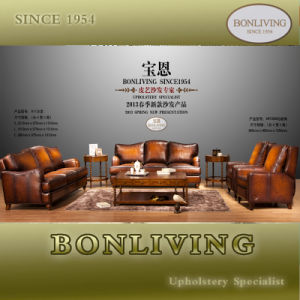 Leather Sofa/Recliner/Reclinig Chair (A11) pictures & photos