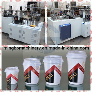 Fully Automatic Plastic Cup Lid Making Machine (MB-420)