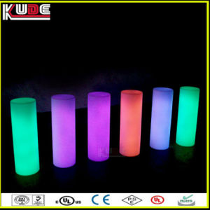 LED Decoration LED Decorative Plastic Columns pictures & photos