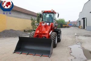 Hzm930 2.8ton Loader Sale with Fork Best Offer Hzm930 Wheel Loader for Sale pictures & photos