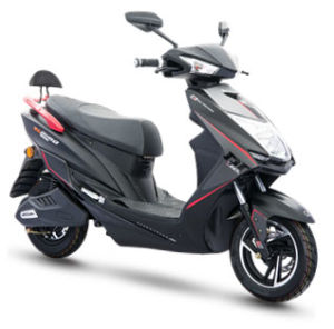 China Factory Supply 500W Electric Moped Scooter for Sale pictures & photos