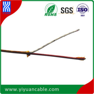 Thermocouple Cable J Type Polymide Film/Polymide Film 7*0.2mm