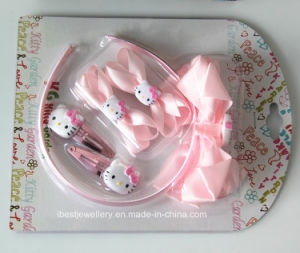 Fashion HK Hair Accessories Set Including Headband, Bobby Hair Clip, Hair Barrette pictures & photos