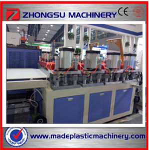 PVC Crust Foamed Board Making Machinery pictures & photos