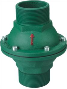 Brass One Way Valve (WSD-6010)