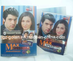 Max Speed Color Shampoo 20ml (GL-HD0104) pictures & photos