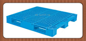 1200X1200X150mm High Quality Customized Grid Rack Plastic Pallet for Transport pictures & photos