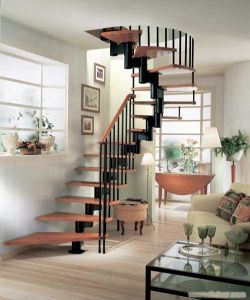 Ritz Latest Design Bright Ultra Luxury Spiral Staircase pictures & photos