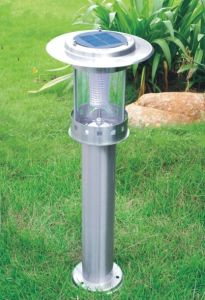 High Power Stainless Steel Solar Lawn Light (YHTSH-005)