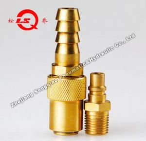 Lsq-K Mould Quick Coupling (BRASS) pictures & photos