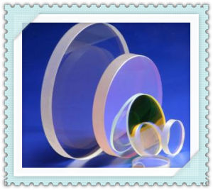 Optical Precision Components Icc Wholesale Customized Dimesion Sapphire Crystal CaF2 Glass Window pictures & photos