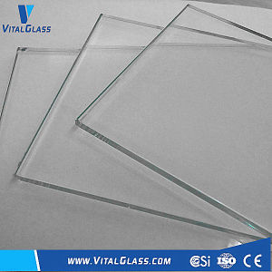 2mm, 3mm, 4mm, 5mm Toughened Clear Float/Laminated/Reflective/Painted/Ceramic/Glass with Ce&ISO9001 pictures & photos