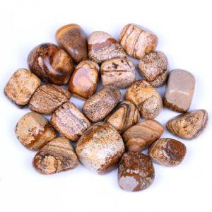 Semi Precious Stone Tumbled Nugget Crafts (ESB01673) pictures & photos
