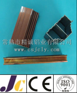 Aluminum Extrusion Profile for Curtain Wall (JC-P-10072) pictures & photos