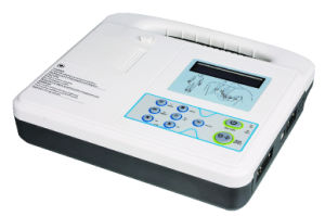 Single Channel Price of ECG Machine with CE pictures & photos