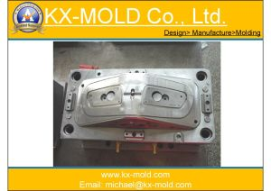 Injection Mould for Car Compartments pictures & photos