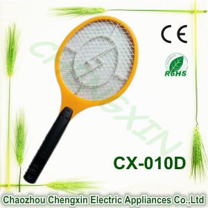 Chaozhou Factory Best Mosquito Killer Swatter Operated by AA Batteries pictures & photos