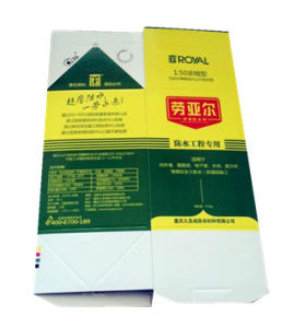 6-Layer 500ml Gable Top Carton for Motar Waterproofing Agent pictures & photos