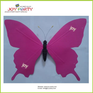 2016 Decorative Pink Color Butterfly for Shopping Mall pictures & photos