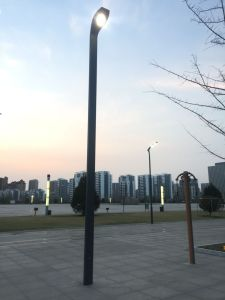 Solar LED Street Light Housing Aluminum Decorative Street Lights pictures & photos