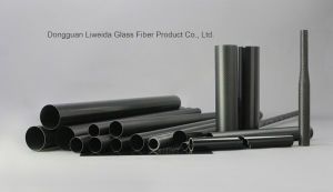Corrosion Resistance Carbon Fiber Tube/Pole/Pipe with Lightweight