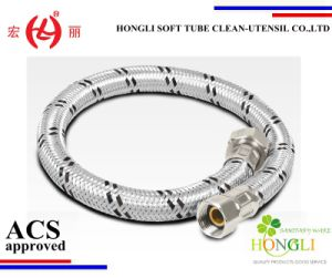 Hl2129 Stainless Steel Wire Braided Flexible Hoses for Water Heater pictures & photos