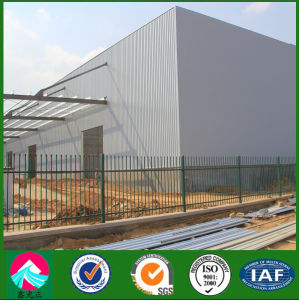 Corrosion Resistant Prefabricated Steel Warehouse pictures & photos