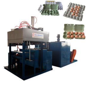 Small Egg Tray Machine with Low Price Small Capacity