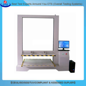 Computer Servo Motor Box Carton Compression Strength Testing Machine Tester pictures & photos