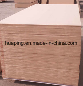 3mm Raw MDF/Plain MDF/Solid MDF/Solid HDF/Plain HDF pictures & photos
