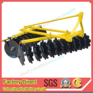 Farm Tractor Mounted Agricultural Cultivator Disc Harrow pictures & photos