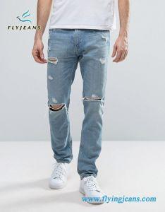 Latest Design Cotton Denim Men Jeans (E. P. 4341) pictures & photos