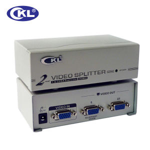 2 Port VGA Splitter (250MHz)