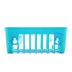 Multi Functional Kitchen Sink Storage Basket Creative Dish Washing Sponge Sucker Drain Shelf pictures & photos