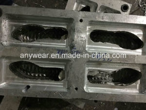 Outsole Moulds EVA Rubber Shoes Sole Molds pictures & photos