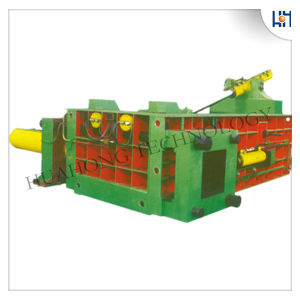 Hydraulic Scrap Metal Compressed Baler