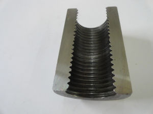 New Building Material Threaded Rod Splicing Steel Rebar Coupler pictures & photos