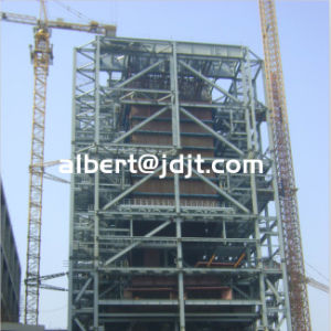 Multi Storey Customized Quick Install Steel Structure Frame Building Design pictures & photos